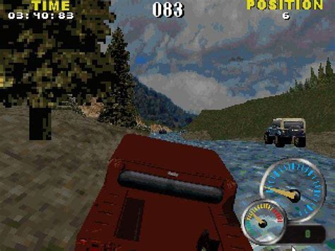 Test Drive: Off-Road 2 Download (1998 Sports Game)
