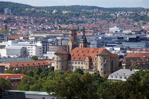 Stuttgart: the must-sees - Travel Moments In Time - travel
