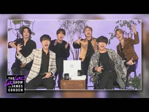 BTS makes history, becomes the first Korean act to get a
