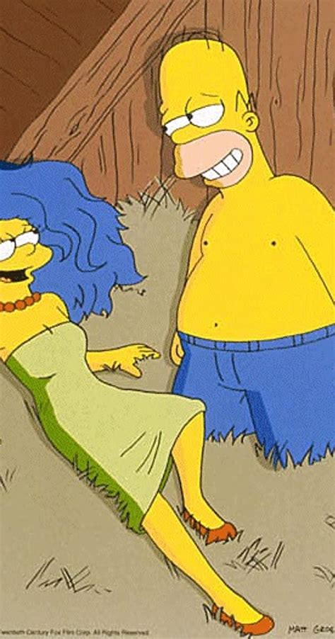 """""""The Simpsons"""" Natural Born Kissers (TV Episode 1998) - IMDb"""