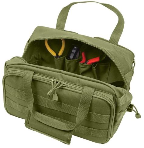 Tactical MOLLE Tool Bag - Rothco Utility ID Holder Bags w
