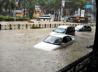 Flooding in Orchard Road: 2) Discover what the