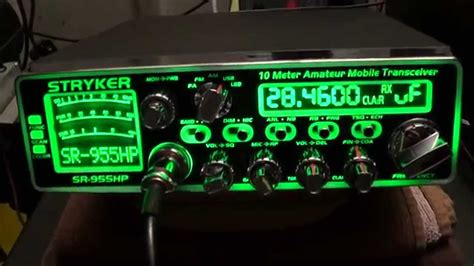 Stryker SR-955HPC On Air Tests (24/05/14) - YouTube