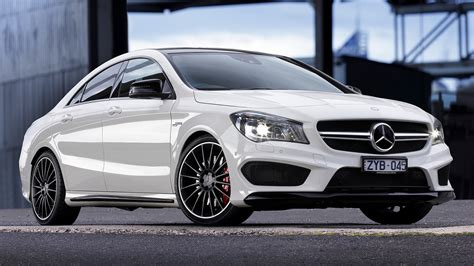 2013 Mercedes-Benz CLA 45 AMG (AU) - Wallpapers and HD