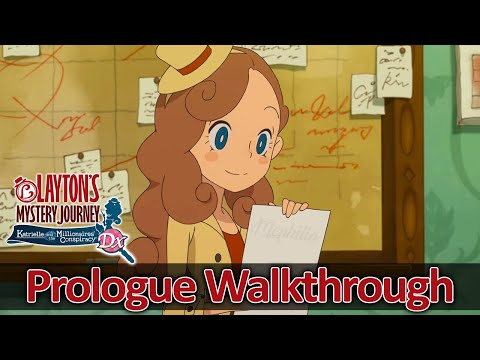 Level-5 on going with a female protagonist in Lady Layton