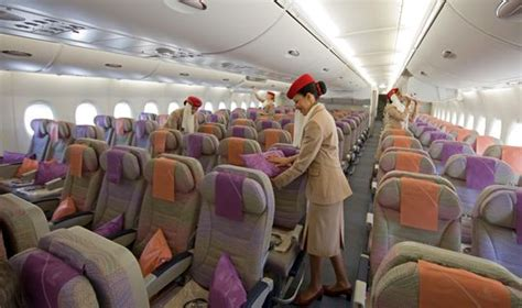 The best seats in Economy Class on Emirates' Airbus A380