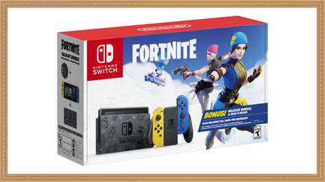 Nintendo Cyber Monday: Fortnite Switch Bundle and More