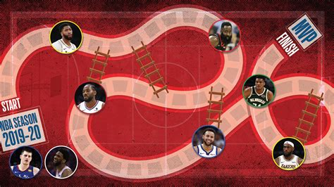 Making the case for every potential NBA MVP contender