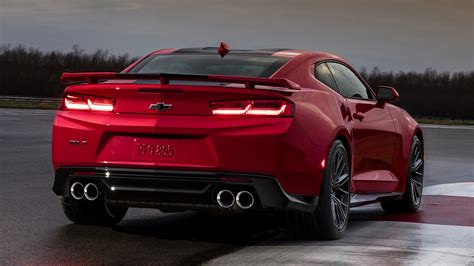 2017 Chevrolet Camaro ZL1 - Wallpapers and HD Images | Car