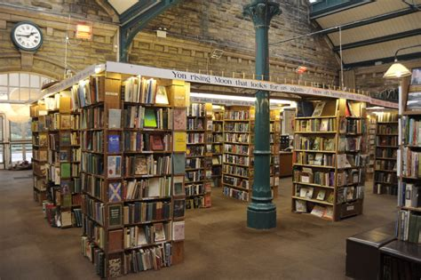 Turning the Page: Top 10 Coolest Bookshops in Britain to