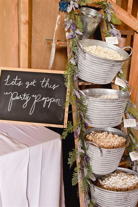 Top 10 Food Bar Ideas for Your Wedding Day - Top Inspired