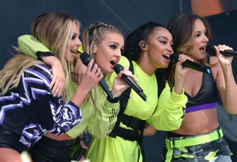 """Little Mix Perform """"Power"""" and """"Touch"""" At BBC Radio 1's"""