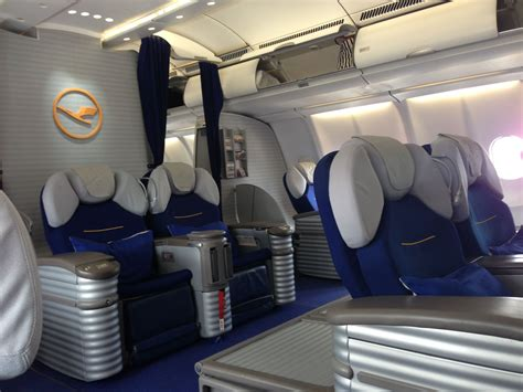 Lufthansa First Class Review - Running with Miles