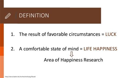 Happiness Research - What makes us happy?