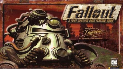 Fallout gameplay (PC Game, 1997) - YouTube