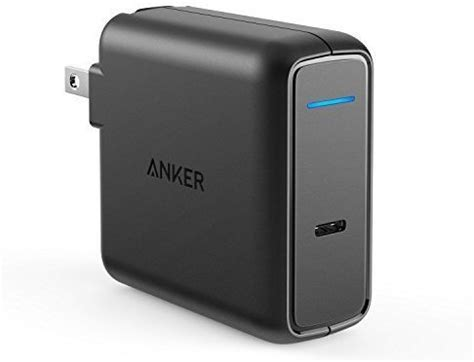 USB C with Power Delivery 60W Wall Charger, PowerPort