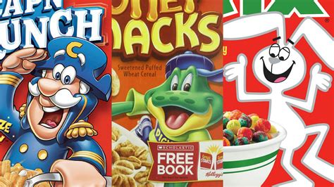 How Cereal Boxes Are Designed To Hypnotize You   Co