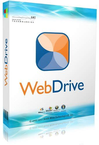 WebDrive - download in one click