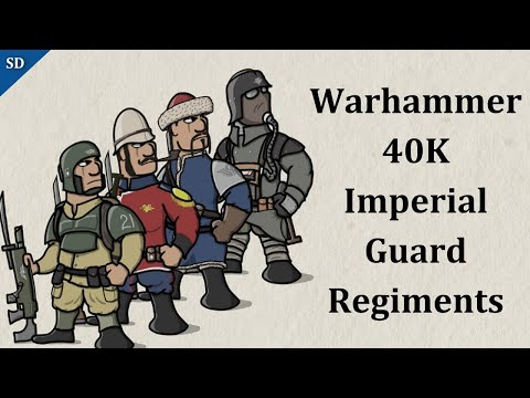 Imperial Guard Faction? | Page 32 | Warhammer 40,000