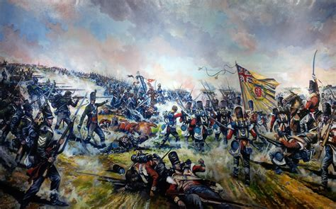 Attack of the Imperial Guard - The Waterloo Association