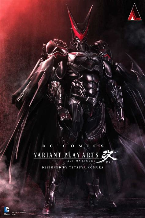 This is how Batman would look as a Final Fantasy character