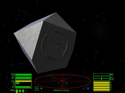 Oolite: a brilliant remake of Elite, the classic game of