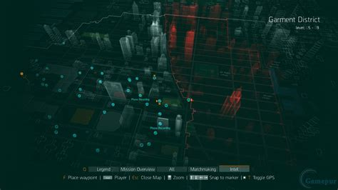 The Division: Garment District Intel Collectible Location