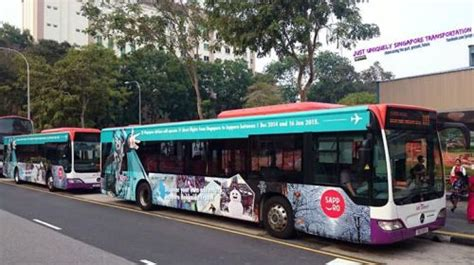 10 Hatsune Miku buses make their rounds in Singapore and