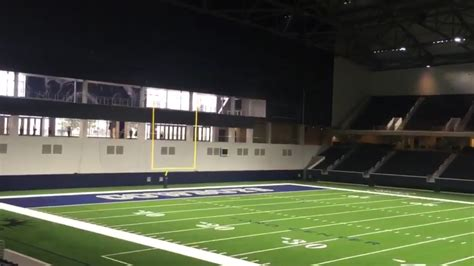 Cowboys' new indoor practice facility is so astounding it