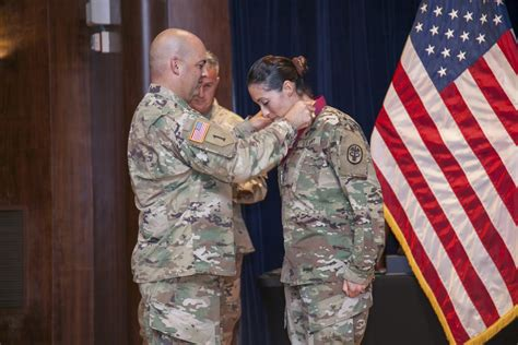 The newest O2M3 inductee   Article   The United States Army