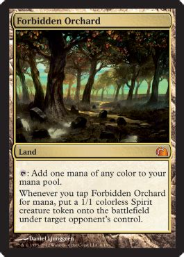 Forbidden Orchard from FTV Realms Spoiler