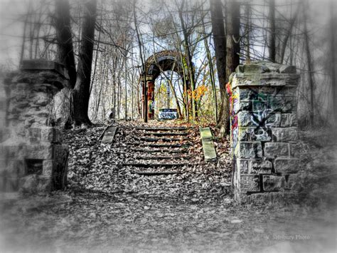 """""""Ruins at St Marys"""" - Ellicott City, MD Patch"""