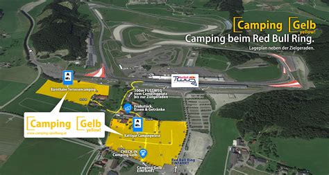 Camping Gelb Homepage - Camping beim Red Bull Ring