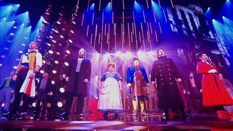 BGT: Les Miserables returns to the stage - Cameron